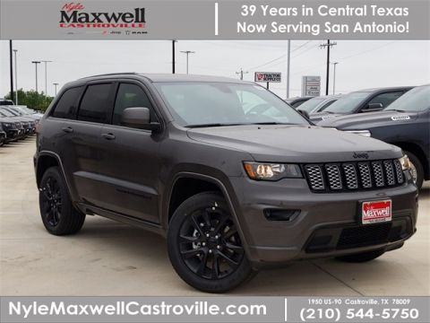 New 2020 JEEP Grand Cherokee Altitude 4x2 Sport Utility
