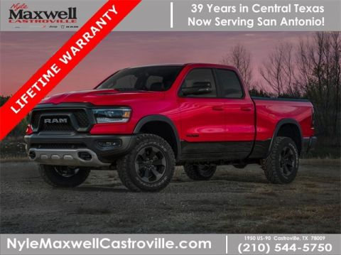 Pre-Owned 2019 Ram 1500 Big Horn/Lone Star 4WD 4D Crew Cab